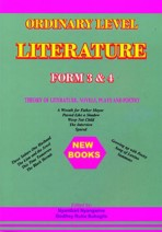 ordinary level literature form 3&4 SMALL